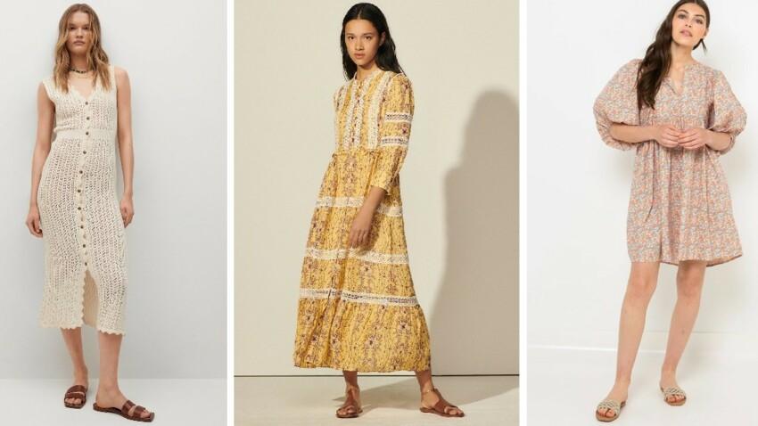 Robe bohème : comment la porter avec style ? Conseils et nouveautés