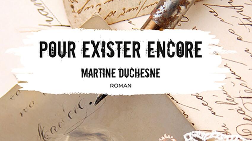 """Martine Duchesne, Grande Gagnante du Prix du roman Femme Actuelle 2021 avec """"Pour exister encore"""""""