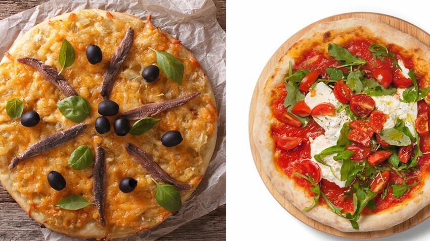 Pissaladière ou pizza, laquelle choisir ?