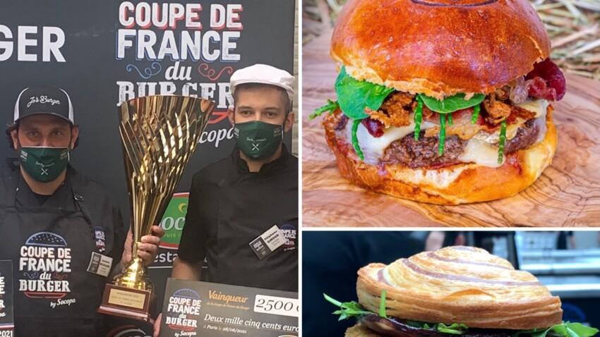 Découvrez les 2 meilleurs burgers de France et leurs ingrédients secrets ultra-gourmands