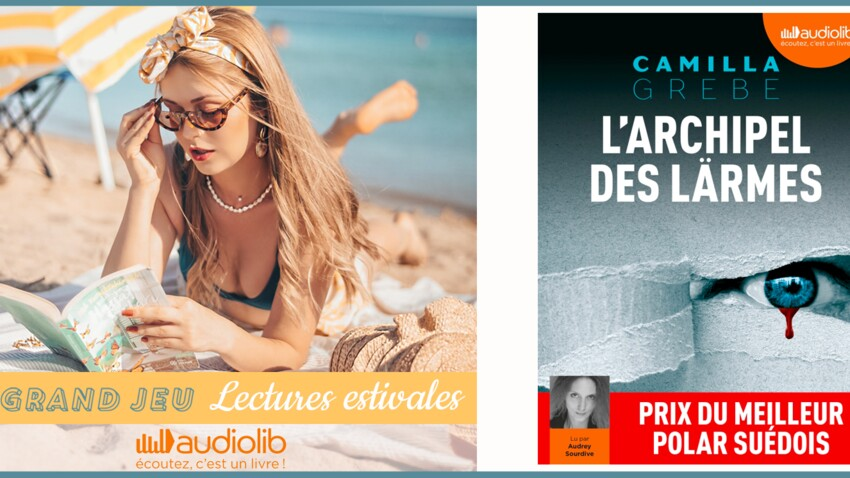 """L'archipel des larmes"", de Camilla Grebe, à gagner"