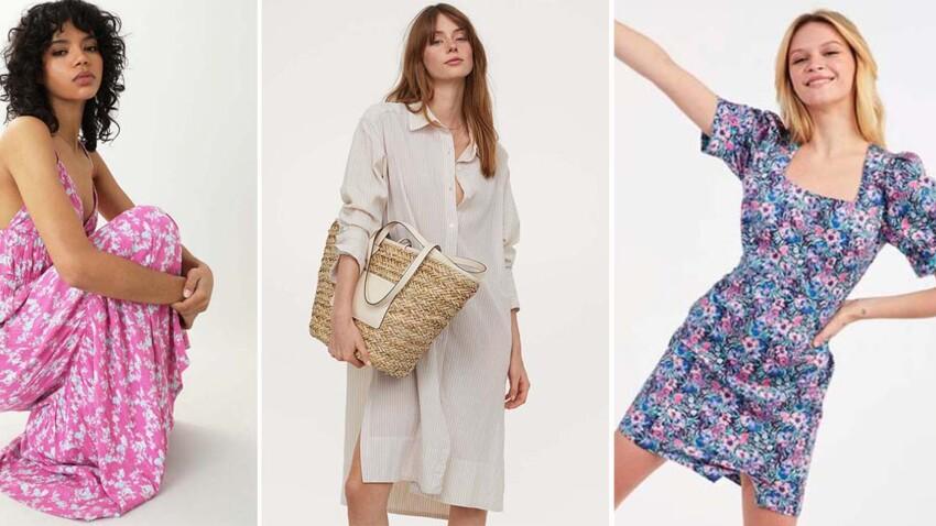 Soldes été 2021 : top 10 des robes les plus canons à shopper de toute urgence