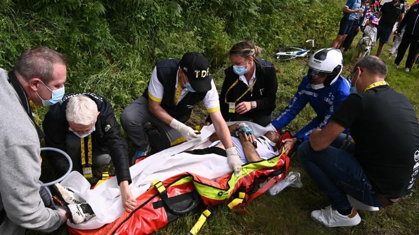 Chute au Tour de France : la raison insolite pour laquelle la fautive se trouvait sur la route