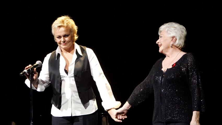 Line Renaud : l'émouvant message de Muriel Robin pour ses 93 ans - PHOTO