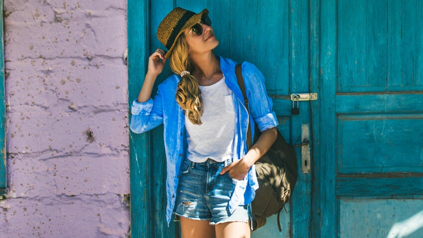 Short en jean : nos conseils pour le porter avec style