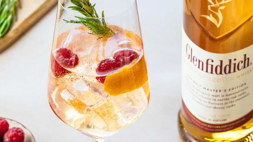 Cocktail Sweet Toast