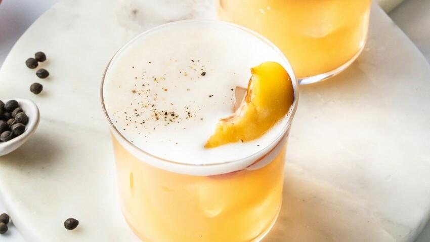 Cocktail Summer Sour