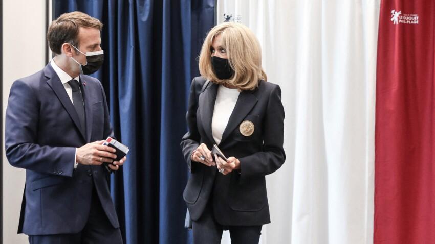 Emmanuel Macron prend la défense de Brigitte Macron face aux critiques