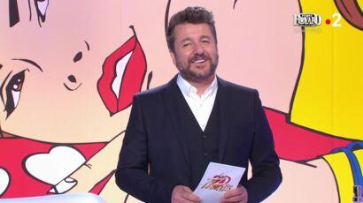 """""""Les Z'Amours"""" : Bruno Guillon fait de rares confidences sur sa femme"""