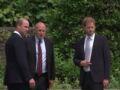 Hommage à Diana : les retrouvailles tendues entre les princes Harry et William