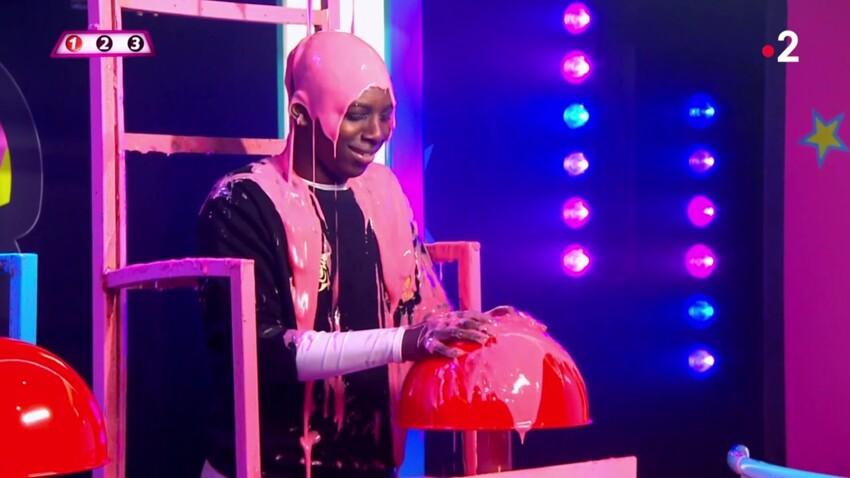 """Fort Boyard"" : Mamadou Haïdara, star de la série ""Lupin"", en prend plein la tête face à Cyril Féraud"