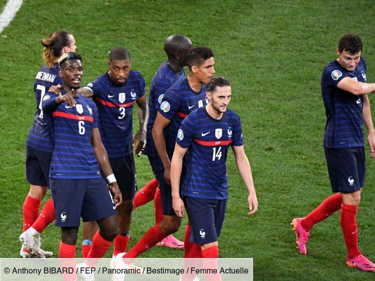 Euro 2021 : échanges houleux entre les Bleus lors du match contre la Suisse