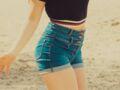 Mode ronde : quel short en jean porter quand on a des formes ?