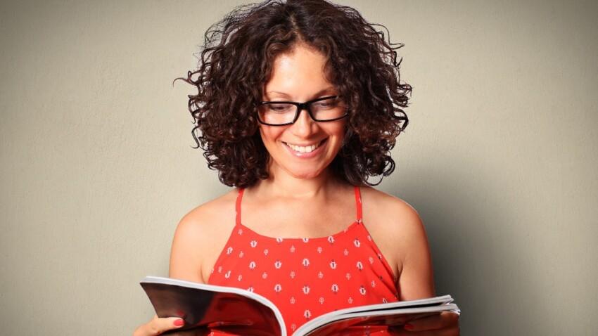 5ème raison de lire le magazine Femme Actuelle en s'abonnant, c'est recevoir un peu de bonheur chaque semaine dans sa boîte aux lettres