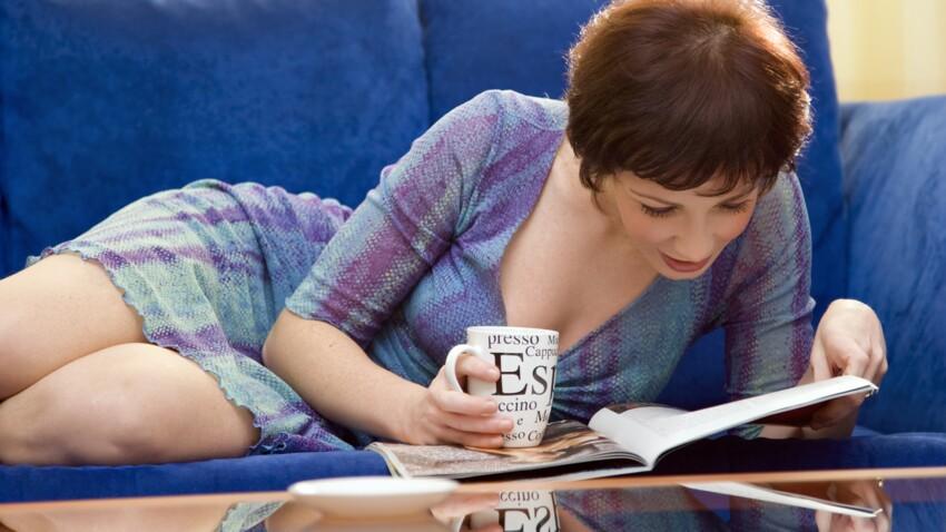 4ème raison de lire le magazine Femme Actuelle, c'est lire le féminin le plus lu en France