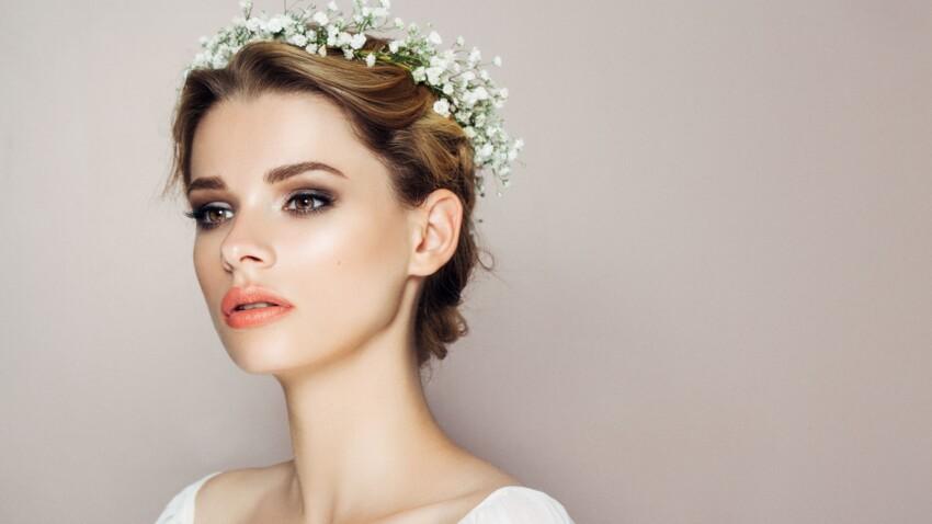 3 coiffures de mariage faciles et bluffantes à faire soi-même