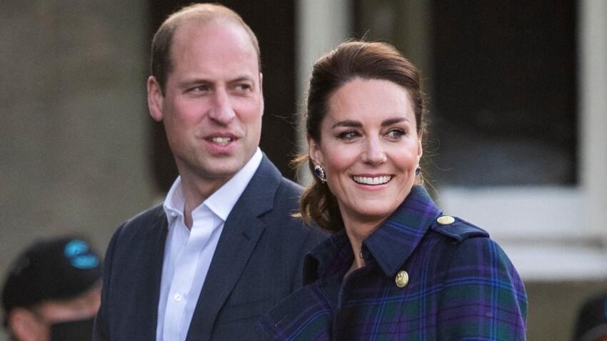 Pourquoi Kate Middleton n'apparaît-elle plus au côté du prince William ?