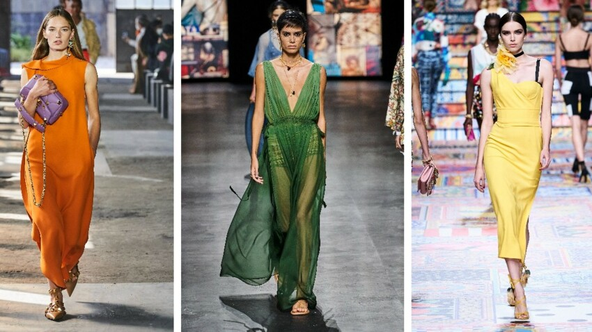 Mode été 2021 : les 5 couleurs tendance à adopter pour paraître plus bronzée