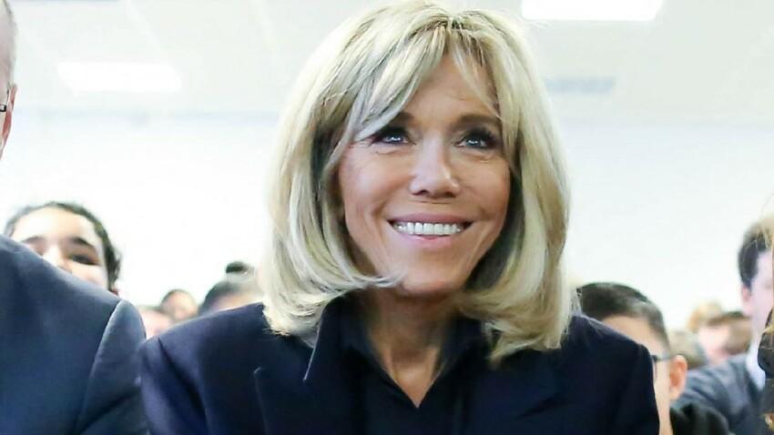 Dernier cours de l'année pour Brigitte Macron, qui dit au revoir à ses élèves