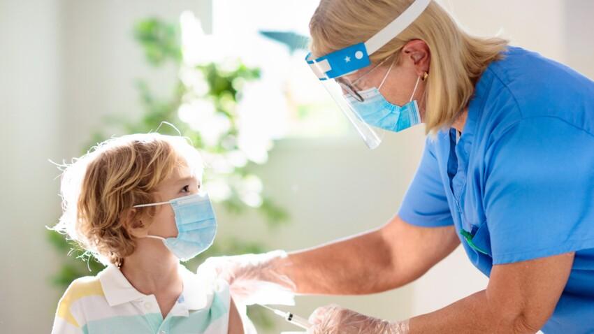 Covid-19 en France : pourquoi plus de 5.000 enfants de moins de 12 ans ont été vaccinés malgré l'absence d'autorisation