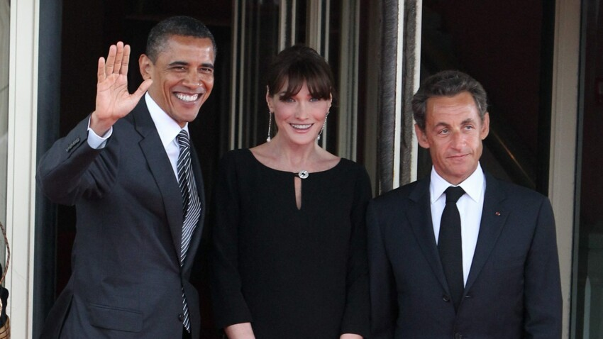 """Nicolas Sarkozy taclé par Barack Obama : """"Ça fait quoi à Carla de dormir avec un grand-père ?"""""""