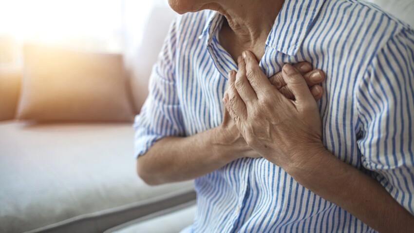 Angine de poitrine : les symptômes qui doivent alerter