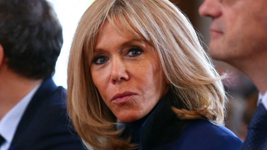 Brigitte Macron ressort les baskets ! Son look casual chic parfait