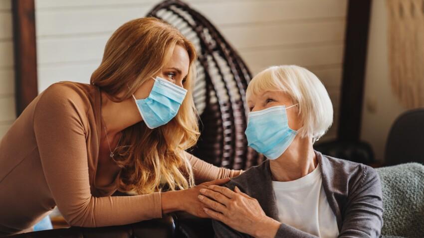 Pourquoi les seniors sont moins protégés même en étant vaccinés