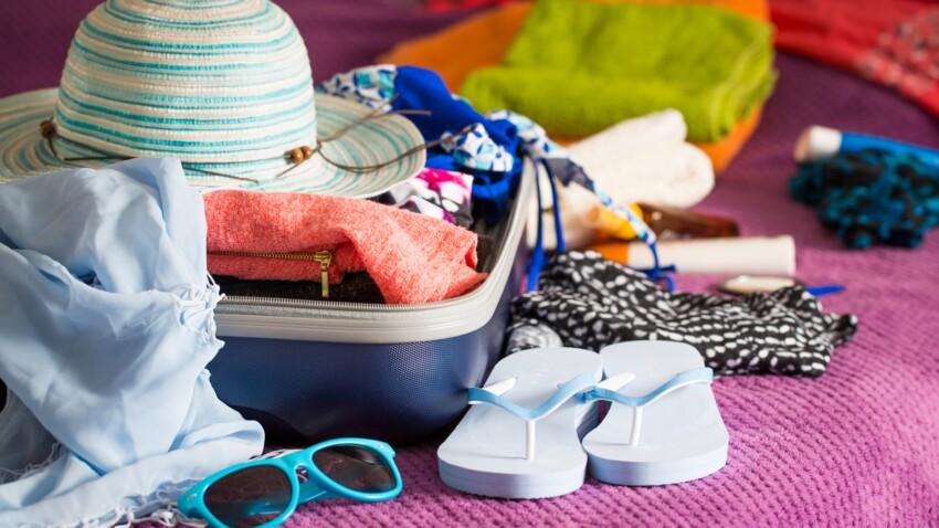 5 astuces pour gagner de la place dans sa valise