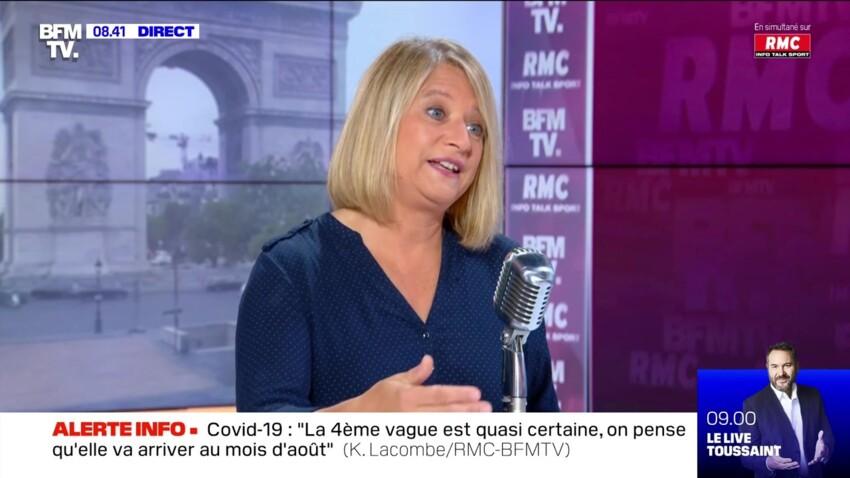 Une 4e vague dès le mois d'août ? Karine Lacombe anticipe l'évolution de la Covid-19