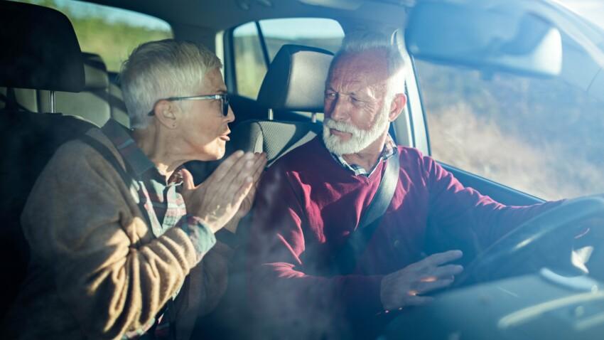 Couple : en voiture, gare à l'embrouille !