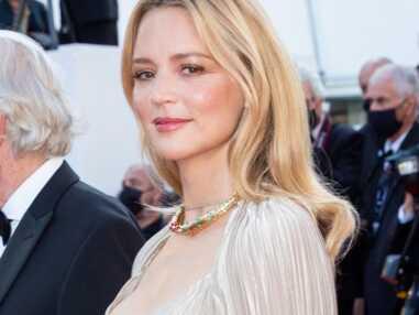 Virginie Efira somptueuse en Dior au festival de Cannes 2021