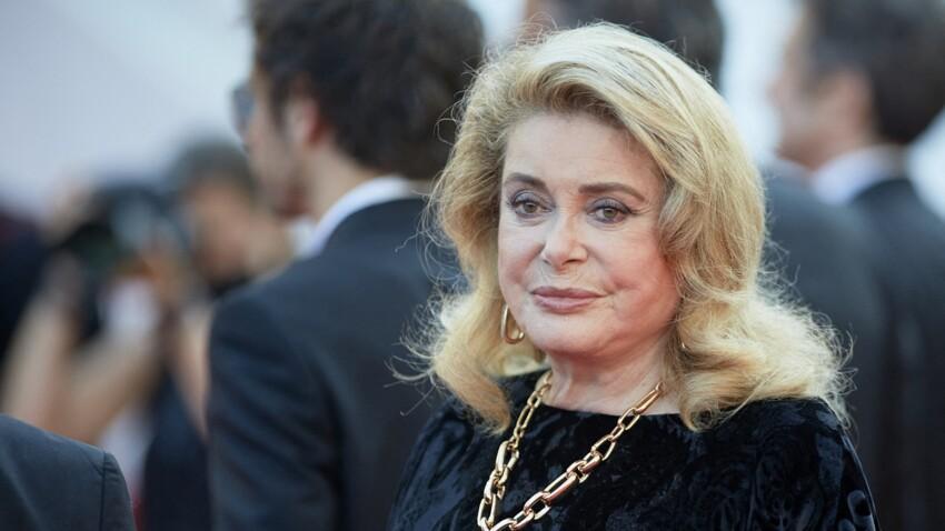 Festival de Cannes 2021 : Catherine Deneuve apparaît en pleine forme, un an et demi après son AVC