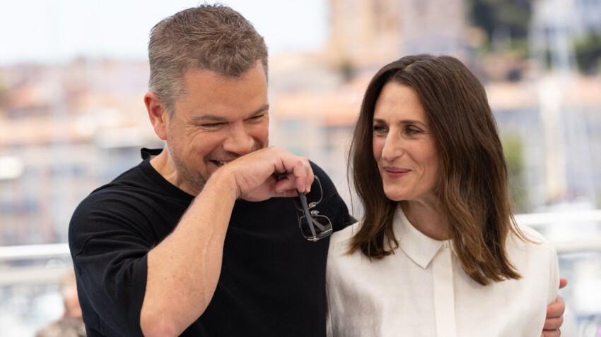 Camille Cottin : ce qui l'a surprise en donnant la réplique à Matt Damon