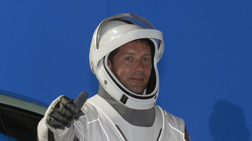 Thomas Pesquet : son impressionnante routine sportive depuis l'espace