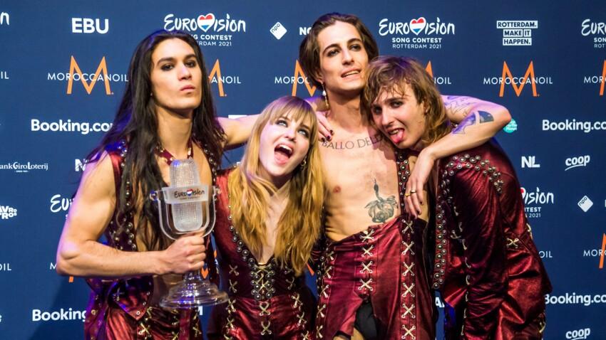 """""""Eurovision 2021"""" : pourquoi les vainqueurs italiens du concours font-ils encore parler d'eux ?"""