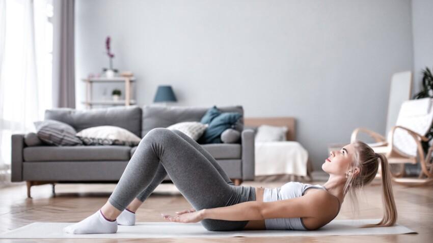 Ventre plat : 5 exercices faciles pour avoir une taille fine