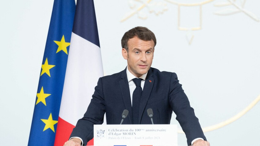 Emmanuel Macron annonce l'extension du pass sanitaire : les Français font planter Doctolib