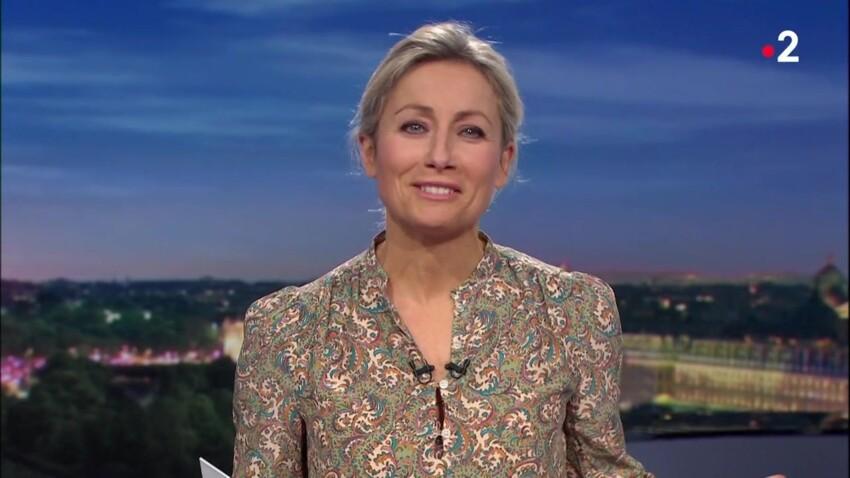 Anne-Sophie Lapix : ce détail que les téléspectateurs reprochent à la journaliste du 20H