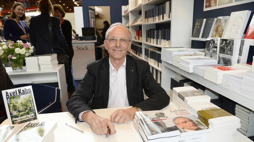 Mort d'Axel Kahn : son frère Jean-François revient sur ses derniers jours