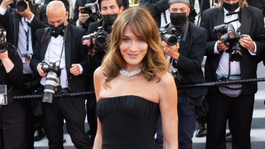 Cannes 2021 : Carla Bruni fait fureur avec une manucure italienne