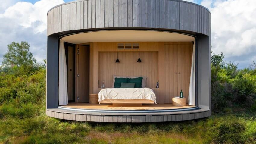 Séjour à 1€ : partez en vacances dans une mini-maison de verre au cœur des volcans d'Auvergne