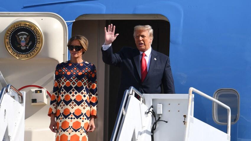 Donald Trump trop laxiste ? Ce qui agaçait Melania Trump à la Maison Blanche