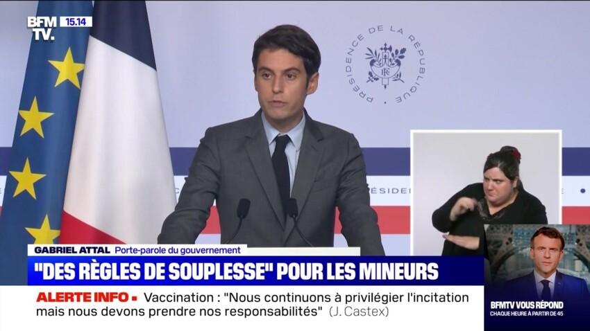 Covid-19 : le gros coup de gueule du gouvernement contre les anti-vaccins