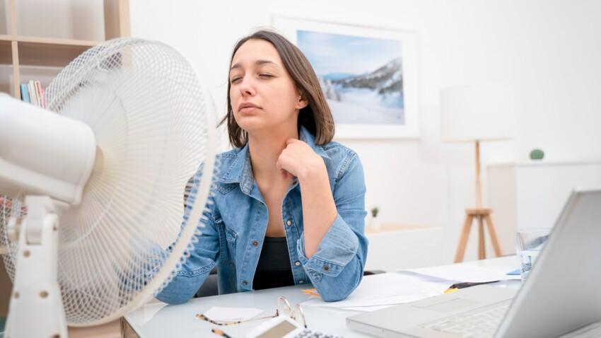 5 conseils pour bien utiliser son ventilateur (et se rafraîchir)