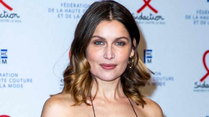 Laetitia Casta sexy : elle fait sensation en robe bustier