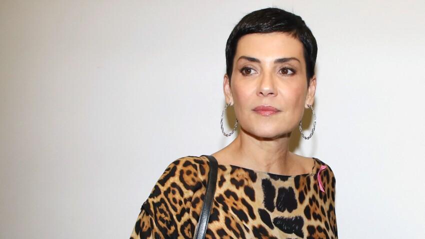Cristina Cordula méconnaissable en déguisement rock'n'roll