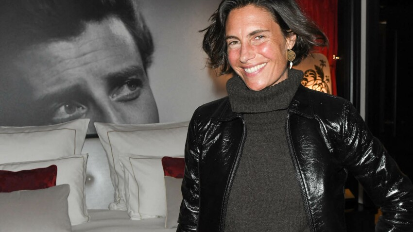 Alessandra Sublet, reconvertie actrice, fera ses premiers pas dans une fiction sur TF1