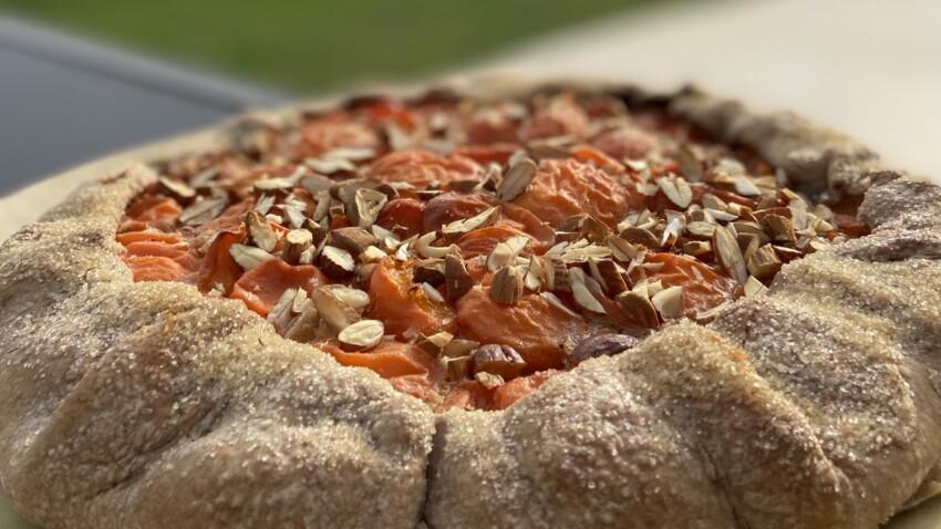 Tarte abricot-amandes : le dessert d'été à tomber de Laurent Mariotte