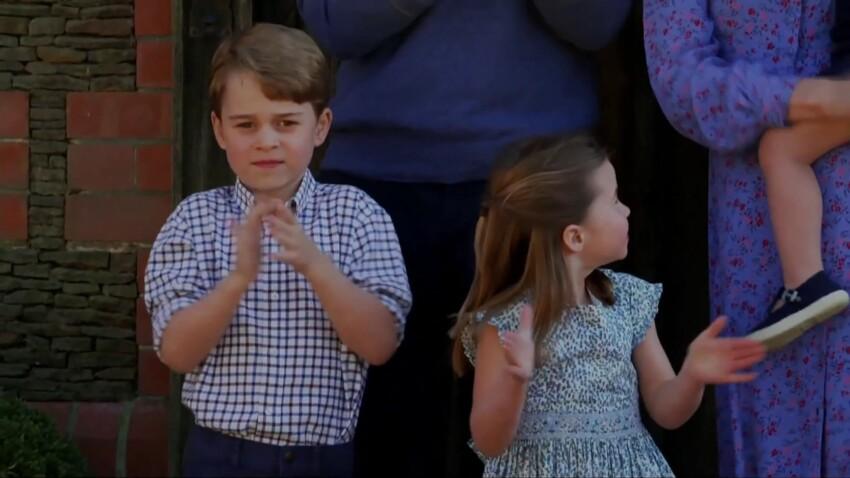 Le Prince George trop exposé : ses parents prennent une décision radicale